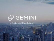 Gemini比特币交易所进入加拿大市场