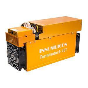 芯动T3-40T 比特币矿机 40 TH/s