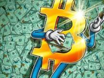 彭博社认为根据关键链上指标,比特币应该达到15,000美元