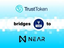 TUSD与NEAR达成合作,系首款入驻NEAR的稳定币
