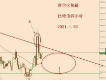 2021.1.30—比特币暴涨之后又暴跌,牛市还在吗?