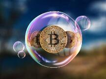 美国银行调查显示:74%的美国投资者仍然认为比特币是泡沫