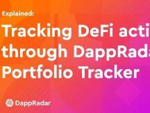 通过DappRadar的投资组合追踪器跟踪DeFi活跃