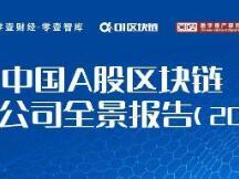 中国A股区块链上市公司全景报告(2021)