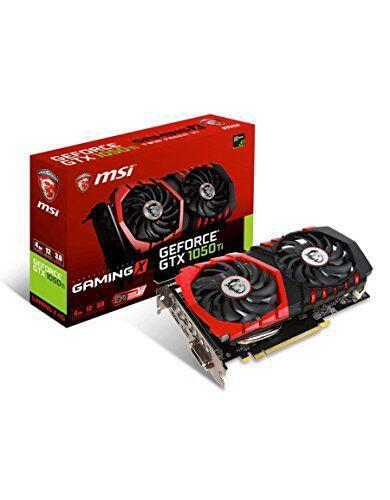 nVidia GeForce GTX1050Ti Gaming X 4G 大零币矿机 175 H/s
