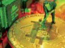 """狂躁的""""币圈""""该降温了!监管出手刺破比特币泡沫"""
