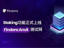 Findora Anvil测试网上线staking功能