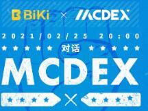 BiKi对话MCDEX 无需许可的创建 交易DeFi永续合约让DeFi投资更简单