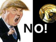 特朗普出手了!比特币瞬间蒸发2000亿市值,超2万投资者爆仓