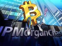 摩根大通策略师:建议将投资组合的1%配置为比特币