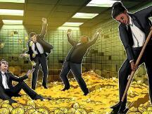 五个大型交易所持有比特币总供应量的10%