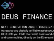 DEUS Finance:将传统金融资产带入区块链的 DeFi 协议