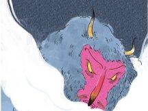 亚洲知名插画师荒川(arakawa) 仅8件独版NFT作品系列《Can't Out》正式上架Element综合市场