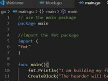 如何从0构建区块链(一)
