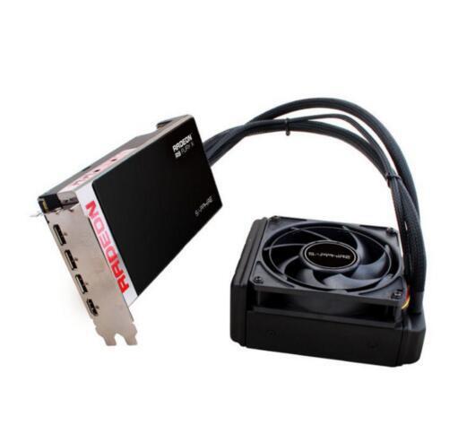 AMD Radeon R9 Fury X 以太坊矿机 23.5 MH/s