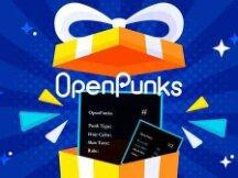 社区创作 官方兜底 OpenPunks要打造币圈B站?