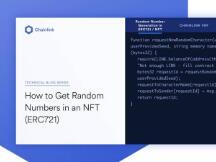 如何在NFT(ERC721)中获取随机数?