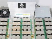 世界首款古灵币(Grin)专业ASIC矿机 ipollo 菠萝 G1