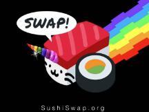 纵览Sushiswap近期基本面:交易量创新高、用户量升2倍、质押量再超10亿美元