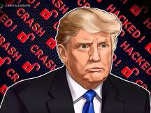 加密诈骗者在美国大选前一周攻击特朗普竞选网站