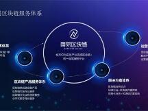 网易区块链品牌全新亮相,一站式服务实体经济与区块链深度融合