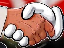 Visa,高盛和Mick Mulvaney加入了领先的区块链贸易协会