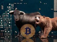 比特币链上活动大幅下降,加密资产市场真熊还是假熊?