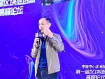 """33复杂美区块链创始人兼CEO吴思进:区块链助力中小企业""""突围"""""""