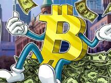 加拿大首支上市比特币基金达到1亿美元门槛