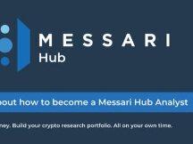 Messari分享:如何成为专业的加密分析师