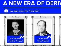 Injective、Perpetual Protocol、dYdX 与 Vega 共话衍生品 DEX 未来