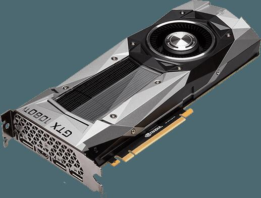 nVidia Geforce GTX1080TI 大零币矿机 680 H/s