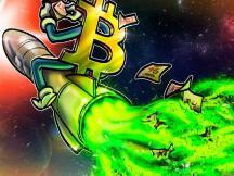 """彭博社分析师:""""打折""""的比特币在2021年更有可能达到10万美元,而不是2万美元"""