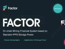 Factor宣言:为算力财富提供新支点