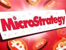 向十万枚进军!MicroStrategy高位继续购入1500万美元比特币