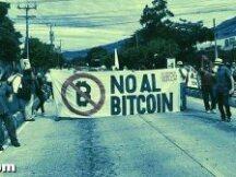 部分萨尔瓦多民众抗议拒绝比特币 比特币法币之路任重道远