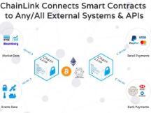 连接区块链与外部数据,ChainLink获3200万美元融资