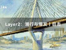 从matic的表现看Layer2的潜行与爆发