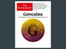 《经济学人》新一期封面主题:Govcoins,改变金融的数字货币