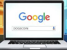 狗狗币谷歌搜索量首次超过比特币