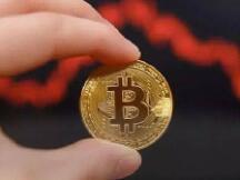 加密货币价格再度跳水 比特币跌破3.3万美元