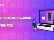 CROSS Mystery Box盲盒游戏手机版+网页版操作教程