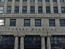 《福布斯》潜在收购者概述区块链媒体策略
