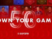 融资5000万美元 Sorare会成为足球版NBA Top Shot吗?