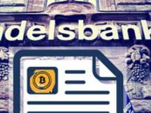 瑞典银行为比特币开辟专栏