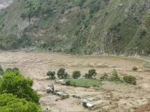 四川多地发生泥石流 矿场损毁 洪水破坏力超往年