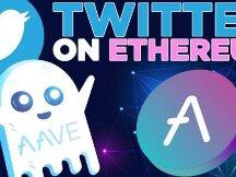 Aave将推「以太坊版Twitter」,网友:10美元一条推文?