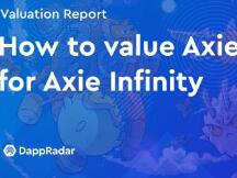 如何评估Axie Infinity的Axie NFT