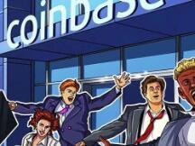 Coinbase股票在私人拍卖中创下高价,使其估值接近1000亿美元