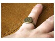比特币戒指:戴在手指上的电子钱包